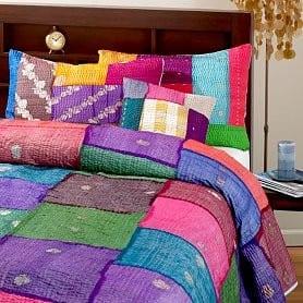 comment customiser un ancien sari la franco indienne. Black Bedroom Furniture Sets. Home Design Ideas